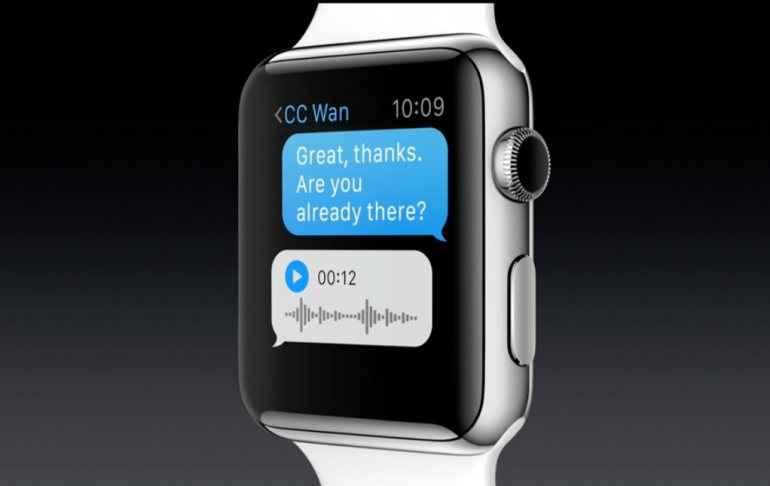 Η παραγωγή του Apple Watch ξεκινά τον Ιανουάριο