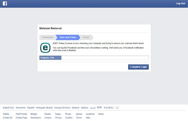 Η ESET συμμαχεί με το Facebook
