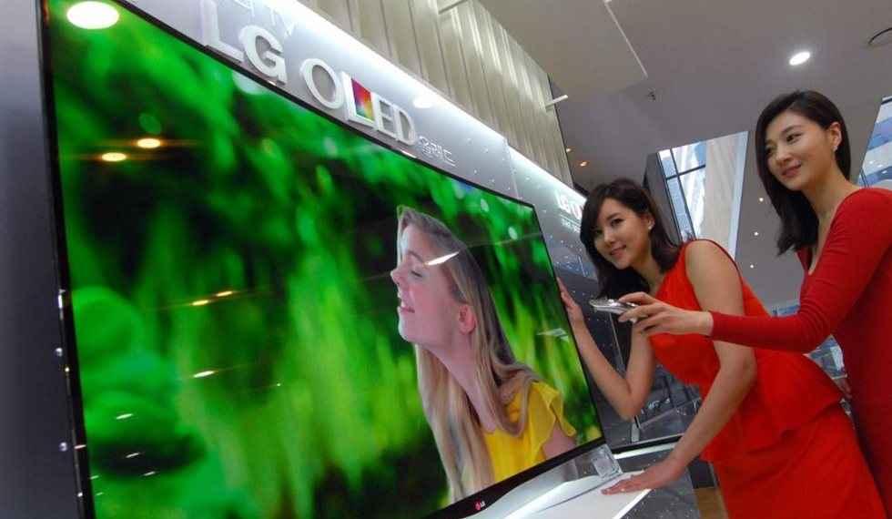 Η LG στρέφεται στις OLED τηλεοράσεις