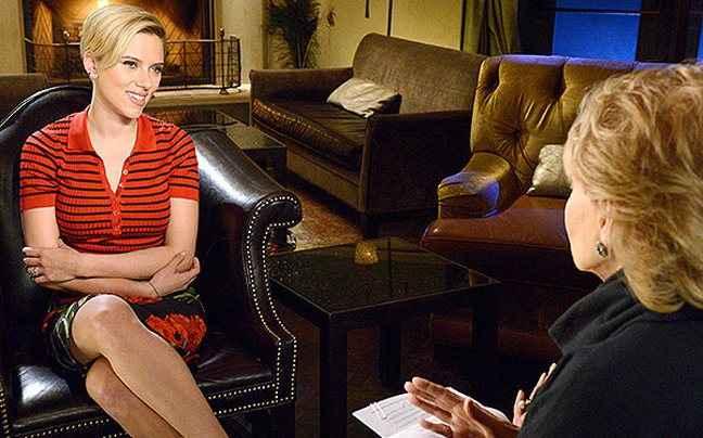 Θηλάζοντας έχασε τα κιλά της εγκυμοσύνης η Scarlett Johansson