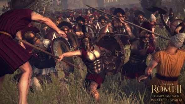 Κατέκτησε την αρχαία Ελλάδα με το Total War: ROME II – Wrath of Sparta