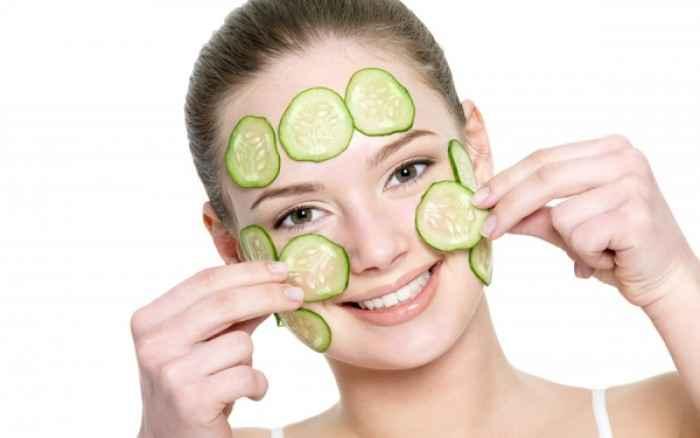 Μάσκα αγγουριού για λιπαρά δέρματα: απλή και αποτελεσματική