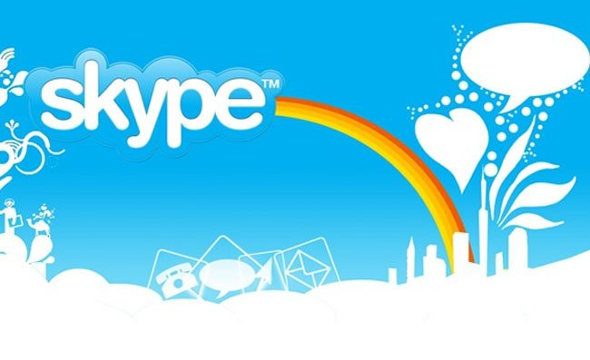 Μεταγλώττιση της συνομιλίας μέσω Skype