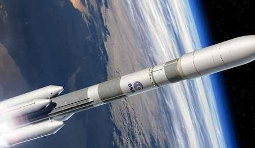 Νέα γενιά πυραύλου «Αριάν» θα αναπτύξει η Ευρώπη