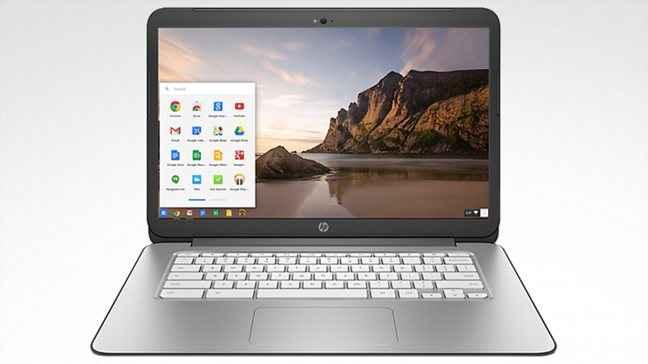Νέο μοντέλο Chromebook με ζηλευτή οθόνη