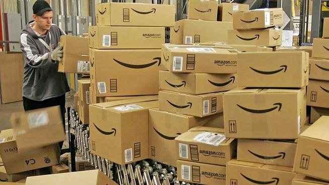 Να κατέβουν σε απεργία εργαζόμενοι της Amazon ζητά γερμανικό συνδικάτο