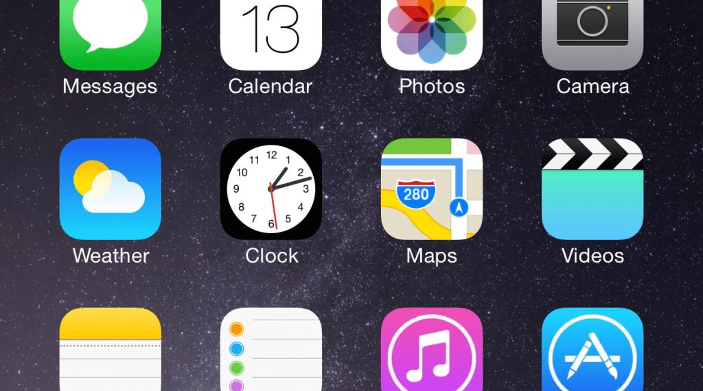 Πως να κάνετε λήψη iPhone screenshots χωρίς την εμφάνιση της status bar