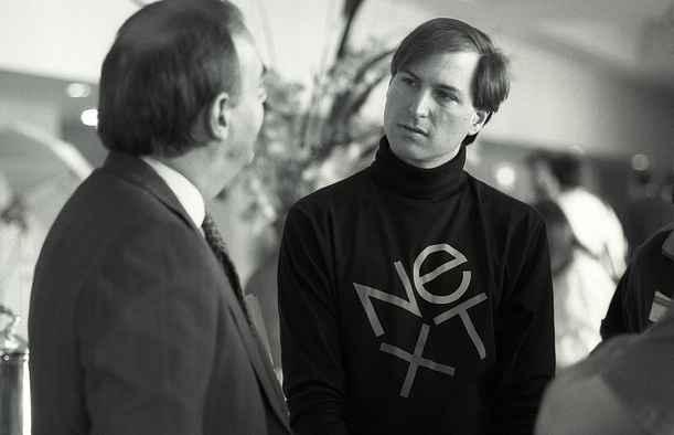 Σπάνιες φωτογραφίες από όταν η Apple απέλυσε τον Steve Jobs