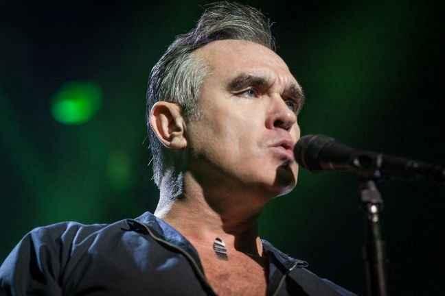 Στις 15 Δεκεμβρίου η συναυλία Morrissey