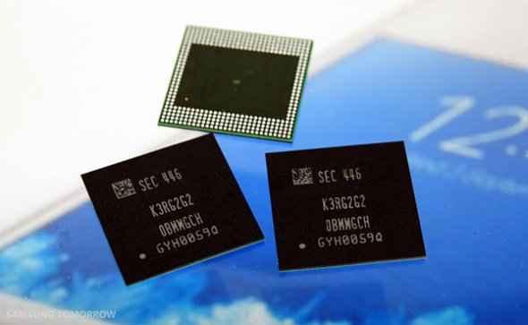 Σύντομα smartphones/tablets με 4GB RAM, καθώς η Samsung ξεκίνησε μαζική παραγωγή των modules