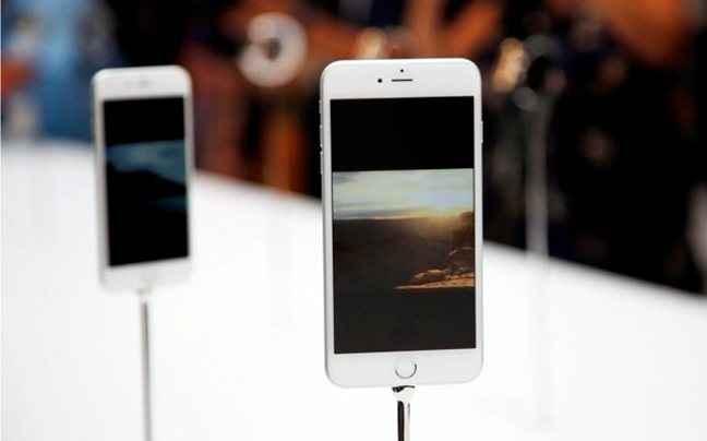 Τεράστια η ζήτηση για iPhone 6