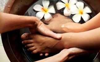 Φροντίδα των ποδιών πριν τις γιορτές