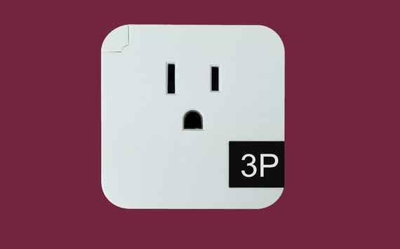 3P Smart Plug, η έξυπνη πρίζα με voice control