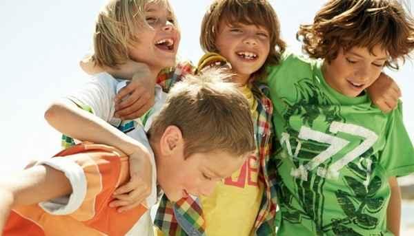 5 λόγοι που χαίρομαι που έχω γιους