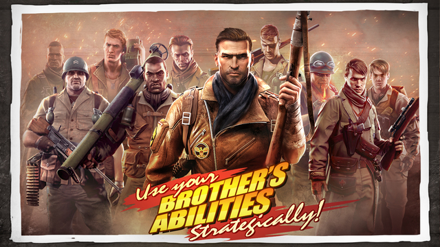 H Gameloft έκανε διαθέσιμο το Brothers in Arms 3: Sons of War