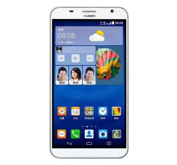 "Huawei Ascend GX1- Επίσημα με οθόνη 6"" HD, 64bit επεξεργαστή και ελάχιστα bezels"