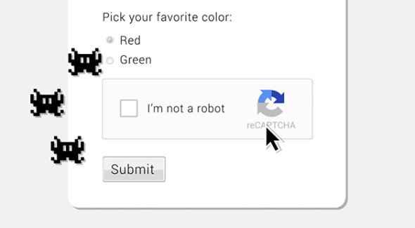 No CAPTCHA reCAPTCHA: Το νέο σύστημα της Google για να αποδείξεις ότι δεν είσαι bot