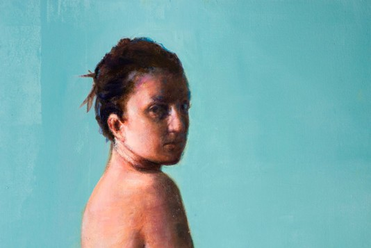 EXPOSED: Η πρώτη ατομική έκθεση της ζωγράφου Αλεξίας Μαρούλη
