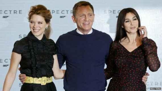 Sony Pictures, οι χάκερς έκλεψαν το σενάριο του νέου James Bond