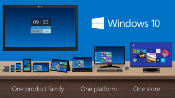 Windows 10- Αυτή είναι η νέα έκδοση για όλα (Smartphones, PCs, Tablets)!