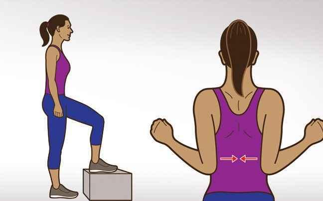 Ασκήσεις 30 δευτερολέπτων που καταπολεμούν τους πόνους