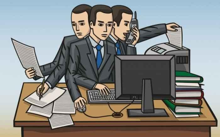 Επτά σημάδια για να καταλάβετε αν είστε... εργασιομανής!