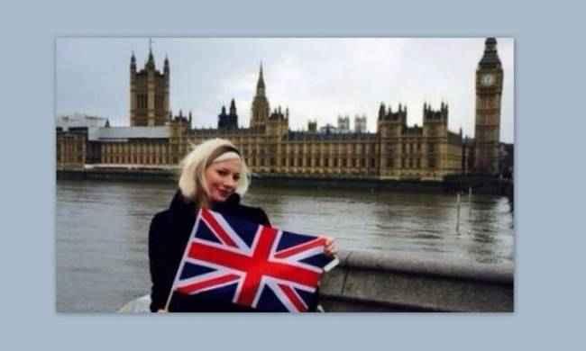 Η νέα ζωή της Τζούλιας Αλεξανδράτου στο Λονδίνο (φωτό)