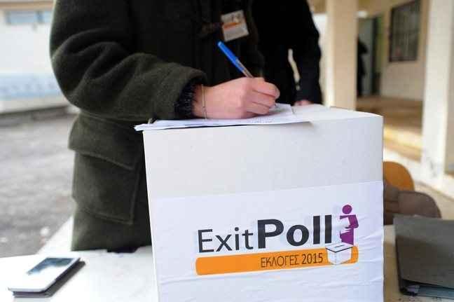 Θρίλερ με την αυτοδυναμία στα τελικά αποτελέσματα του exit poll