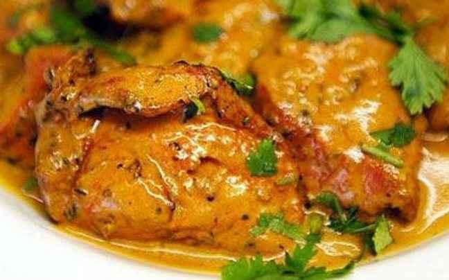Ινδικό κοτόπουλο