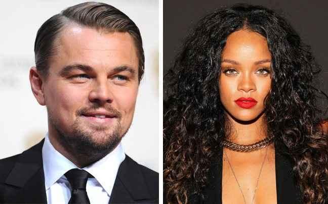Κάτι «τρέχει» με τον Leonardo di Caprio και την Rihanna