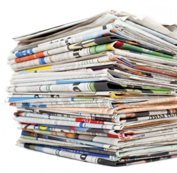 Λύστε 5 καθημερινά σας προβλήματα χρησιμοποιώντας απλώς μια εφημερίδα!