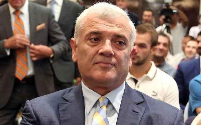 Μελισσανίδης: Δεν είμαστε με κανένα κόμμα