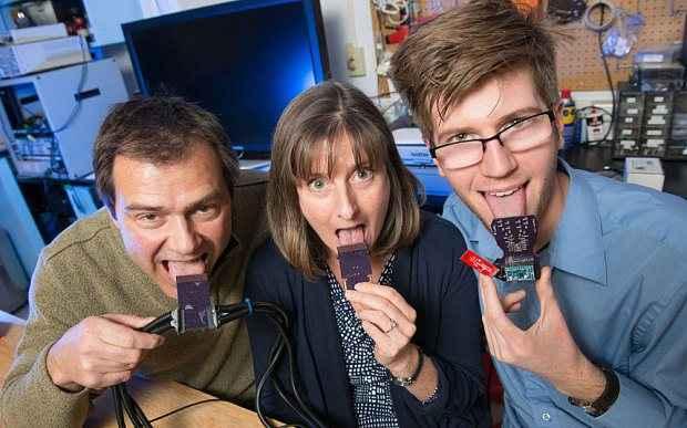 Νέα συσκευή θα επιτρέπει σε κωφούς να ακούν με τη γλώσσα
