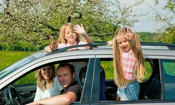 Οδηγός Ασφαλείας Τι να προσέξετε αν ετοιμάζεστε να ταξιδέψετε οικογενειακώς με το αυτοκίνητο για να ψηφίσετε!