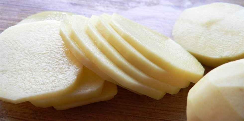 Οι πατάτες έχουν εναλλακτική χρήση