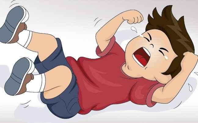 Οκτώ δοκιμασμένοι τρόποι να αντιμετωπίσετε τα ξεσπάσματα του παιδιού