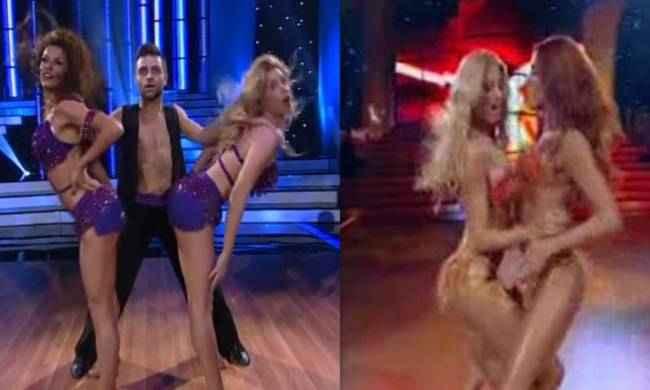 Σας θύμισε κάτι; Η Στικούδη μετά την Αραβανή χόρεψε mambo με την Παπαδοπούλου