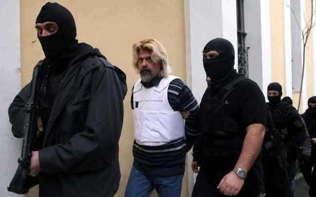 Συνέλαβαν δύο συνεργάτες του Ξηρού