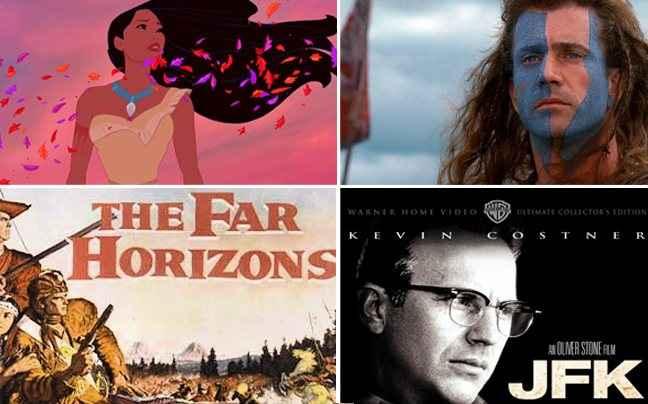 Ταινίες που παραποίησαν πραγματικά γεγονότα