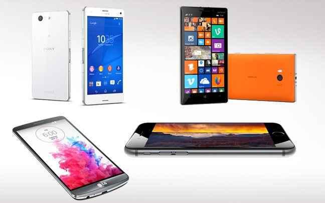Τα 10 κορυφαία smartphones