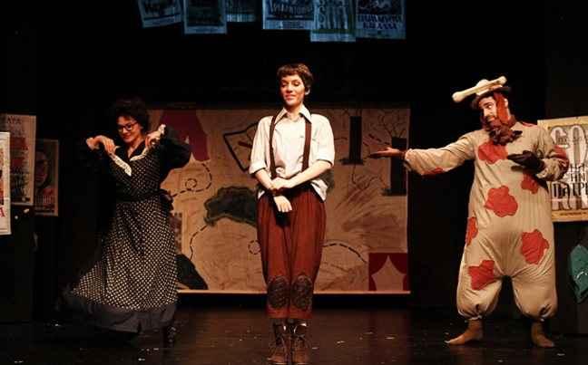 Τελευταία παράσταση για το «Ταξιδεύοντας με την Πηνελόπη Δέλτα»