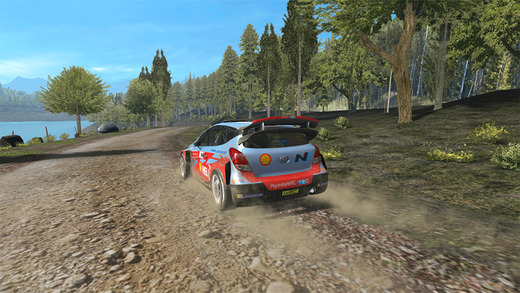 Το επίσημο FIA World Rally Championship έγινε διαθέσιμο για το iOS
