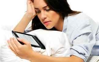 Το ηλεκτρονικό διάβασμα βλάπτει σοβαρά τον ύπνο