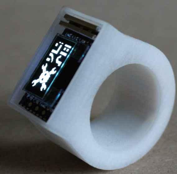 Το smart ring, φέρνει τις ειδοποιήσεις του κινητού στο δάχτυλο