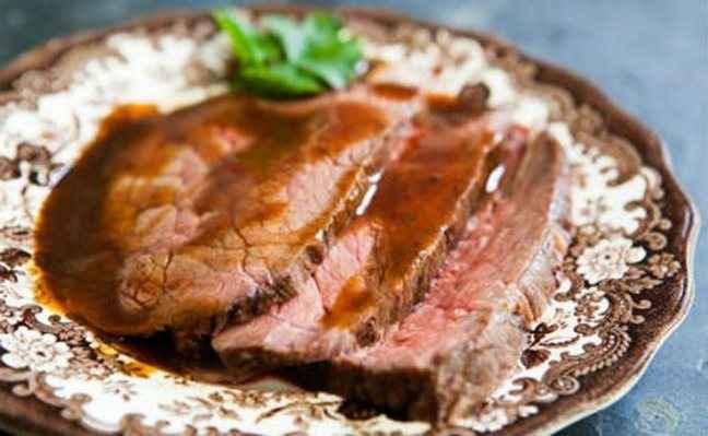 Φτιάξτε Roast Beef