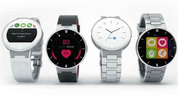 Alcatel OneTouch, μας δείχνει το πρώτο smartwatch