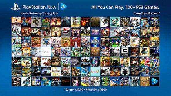 PlayStation Now: Απεριόριστη πρόσβαση σε όλα τα παιχνίδια του PS3 με $19.99 το μήνα