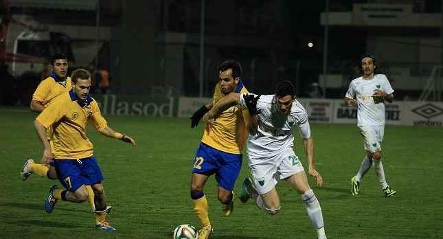 «Η ΑΕΚ χτυπάει Γκάλο»