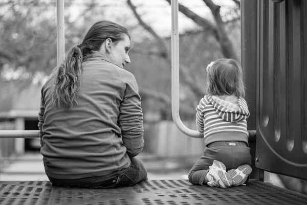«Μην με κάνετε να αισθάνομαι άσχημα επειδή έκανα μόνο ένα παιδί»