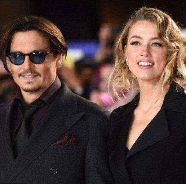 Έκαναν την έκπληξη Παντρεύεται ο Johnny Depp & η Amber Heard - Μάθετε πότε και πού!